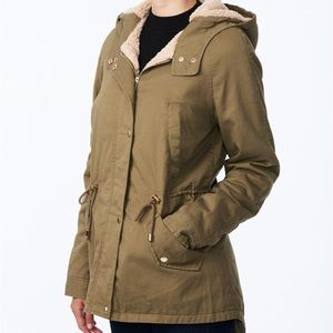 Collection N Anorak jacket NWT